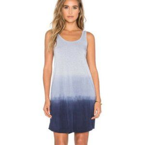 SPLENDID Rayon Voile Tank Ombre Dress